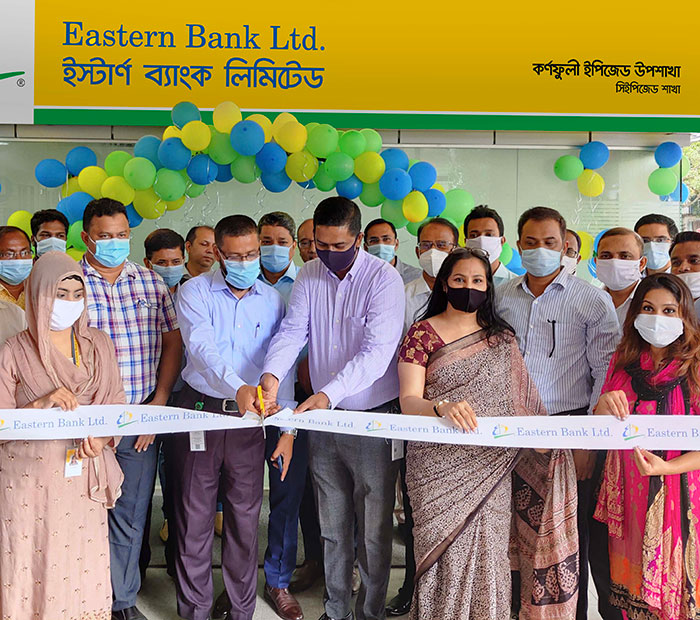 Eastern Bank Limited opens 5th sub-branch at KEPZ